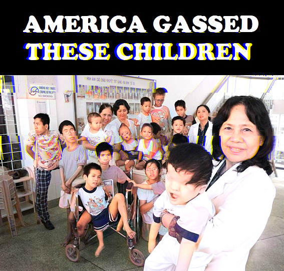 America Gassed These Children