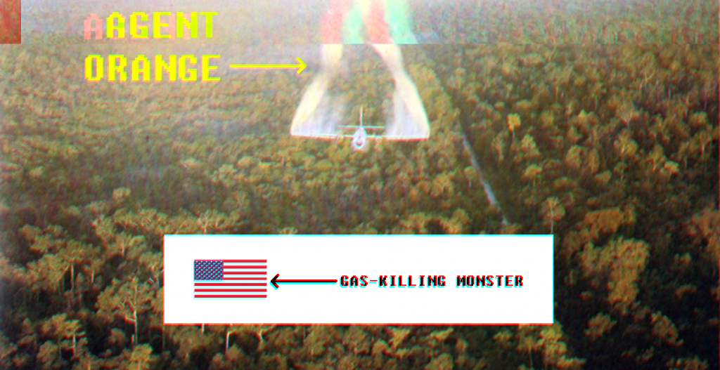 USA: Gas-Killing Monster